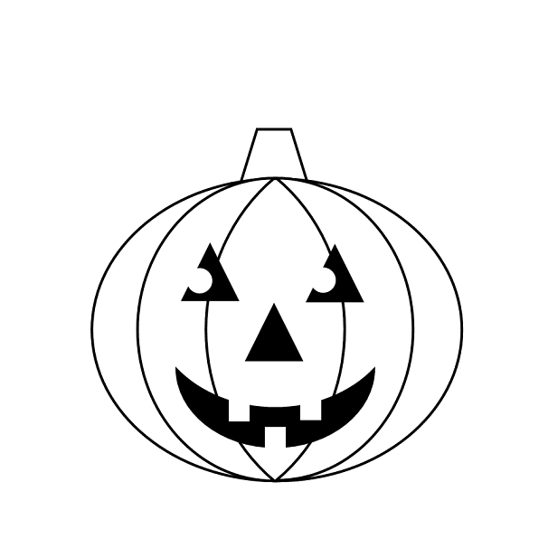 606x606 Top Jack O Lantern Faces Patterns Stencils Ideas Halloween