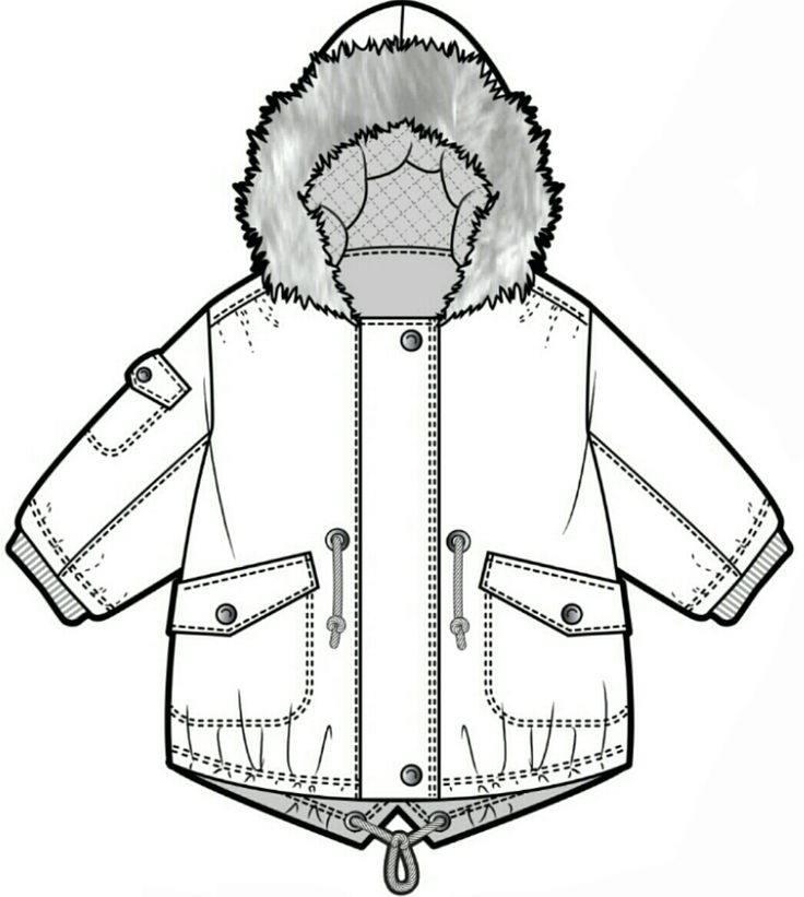 It's just a photo of Impeccable Jacket Tied Around Waist Drawing