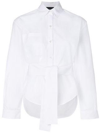 322x429 Eudon Choi Tie Waist Shirt