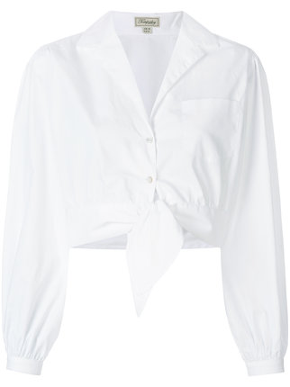 322x430 Temperley London Villa Tie Waist Shirt