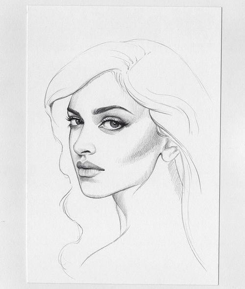 Jacob Sartorius Drawing