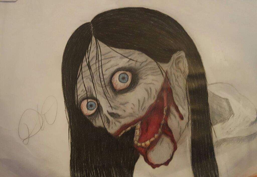 1024x705 Jeff The Killer Drawing Underground Creepypasta Amino