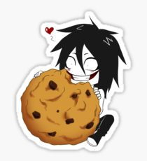 210x230 Jeff The Killer Drawing Stickers Redbubble