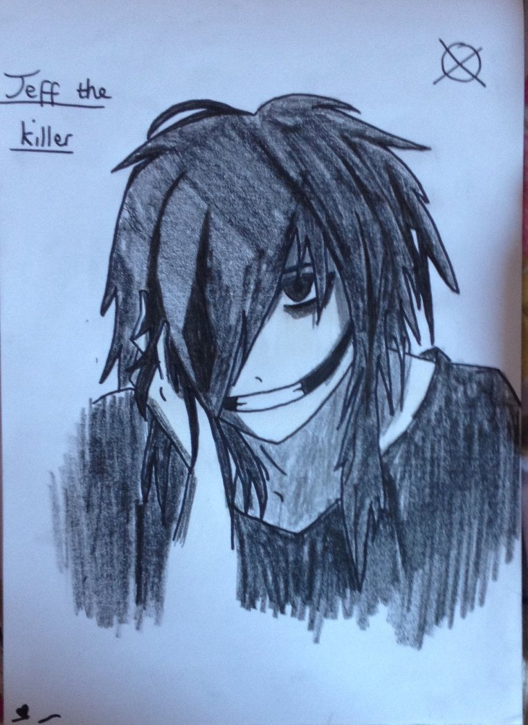 763x1047 My Drawing Of Jeff The Killer By Fairy Tail Lover 4