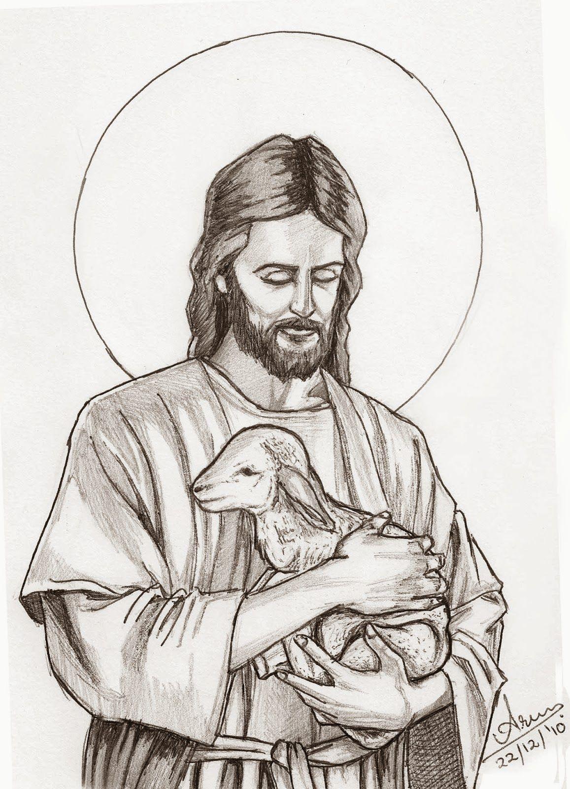 1157x1600 Jesus Christ Jesus Christ Sketch Sketching