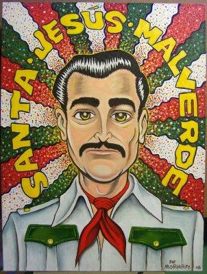 302x400 Borderland Beat Jesus Malverde, Narco Patron Saint