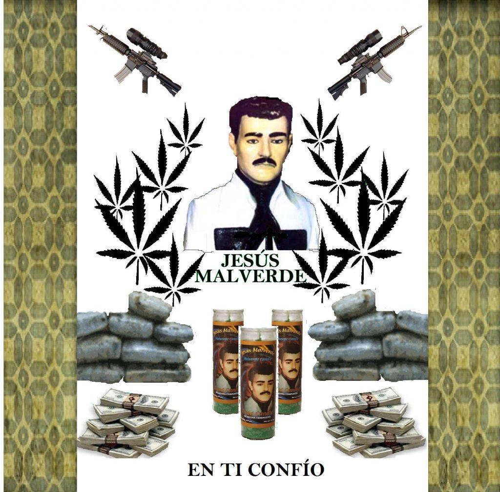 1024x1009 Malverde Felipe Osornio Panini