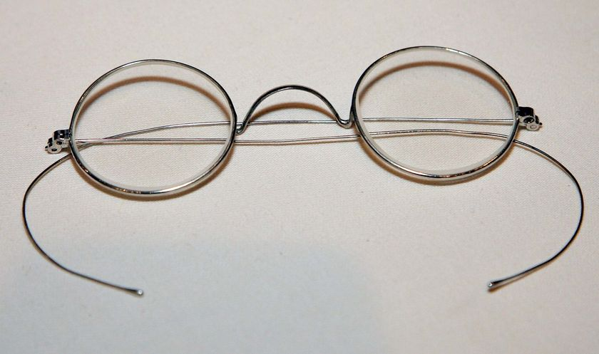 89ee8853baf7 840x497 John Lennon s Glasses Warehouse 13 Artifact Database Wiki