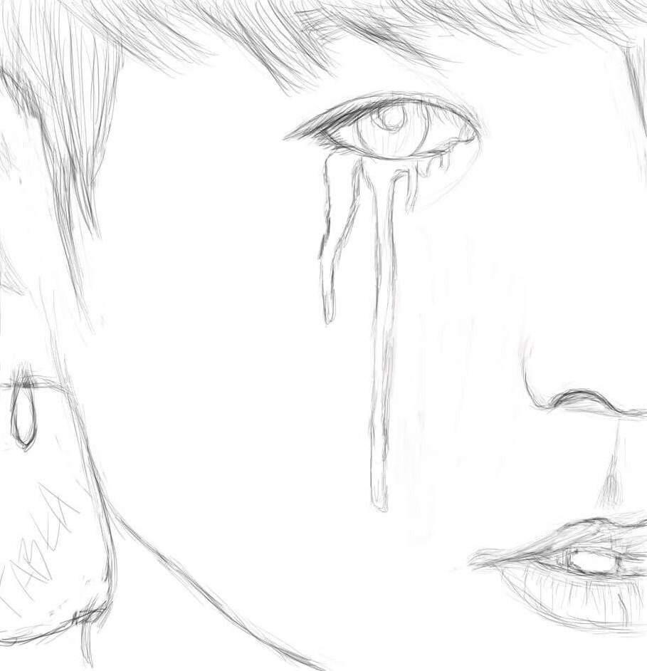 jungkook drawing at getdrawings com