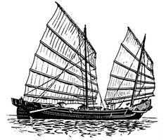 236x199 Chinese Junk Boats Chinese Junk Chinese Junk Boats
