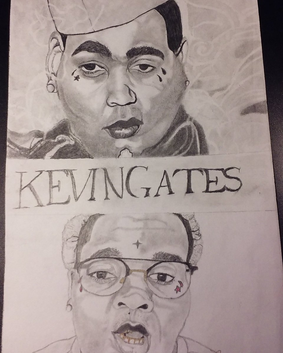 960x1200 Bruce Portman On Twitter I Did This Sketch Of Kevin Gates
