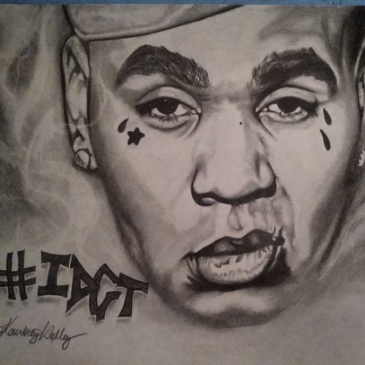 512x512 Kevin Gates By Kourtneyh
