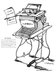231x300 Keyboard Drawings Fine Art America