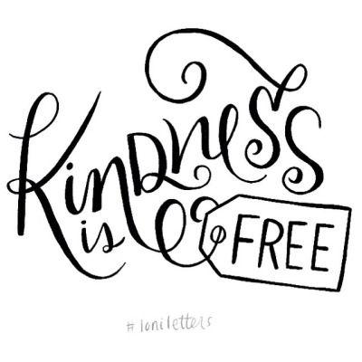 Kindness Drawing