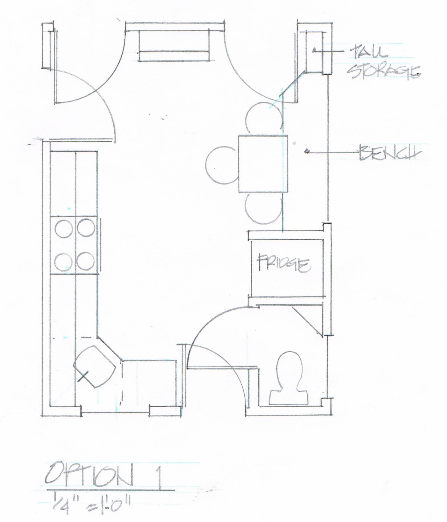 kitchen design layout graph paper - Orgsan.celikdemirsan.com