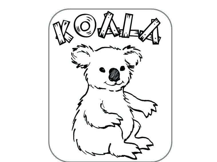 759x569 Koala Bear Coloring Pages Google Search Koala Love Koala Bear