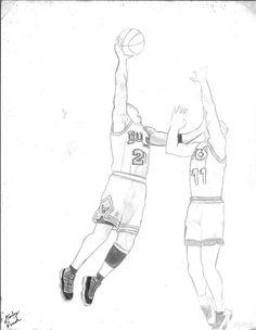 236x304 Chris Paul Drawing Chris Paul Drawing Drawings Amateur