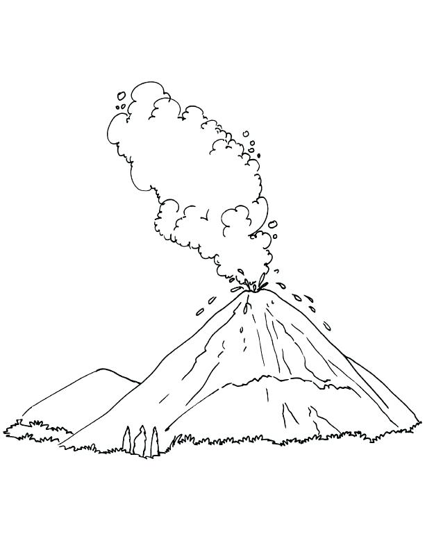 612x792 Landforms Coloring Pages Printable Drawings And Coloring Pages