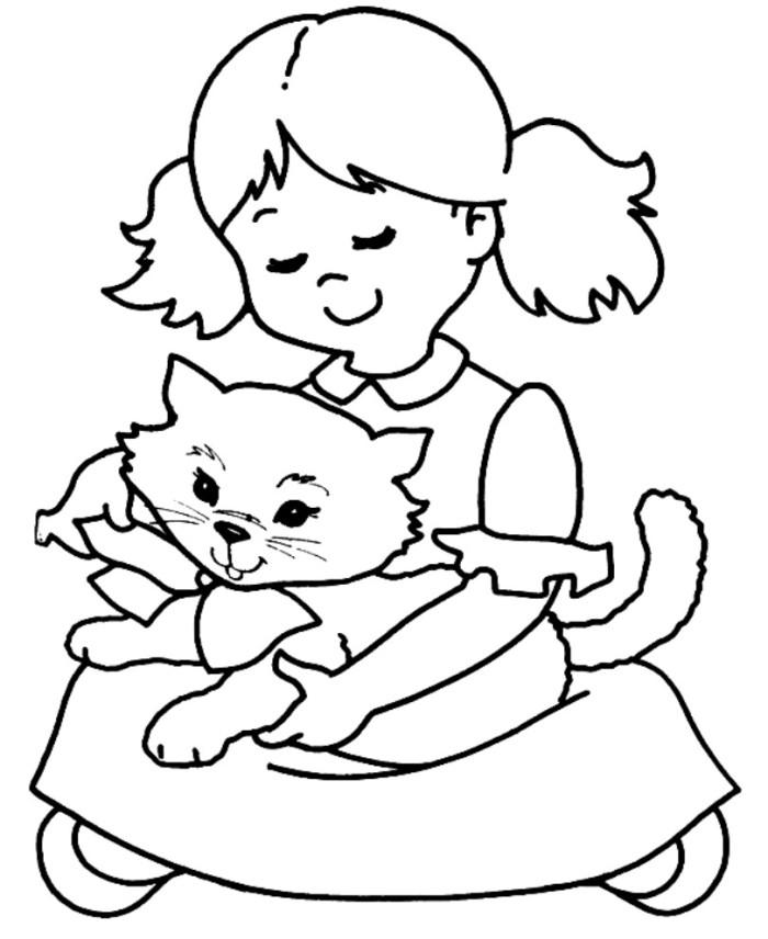 Lap Drawing
