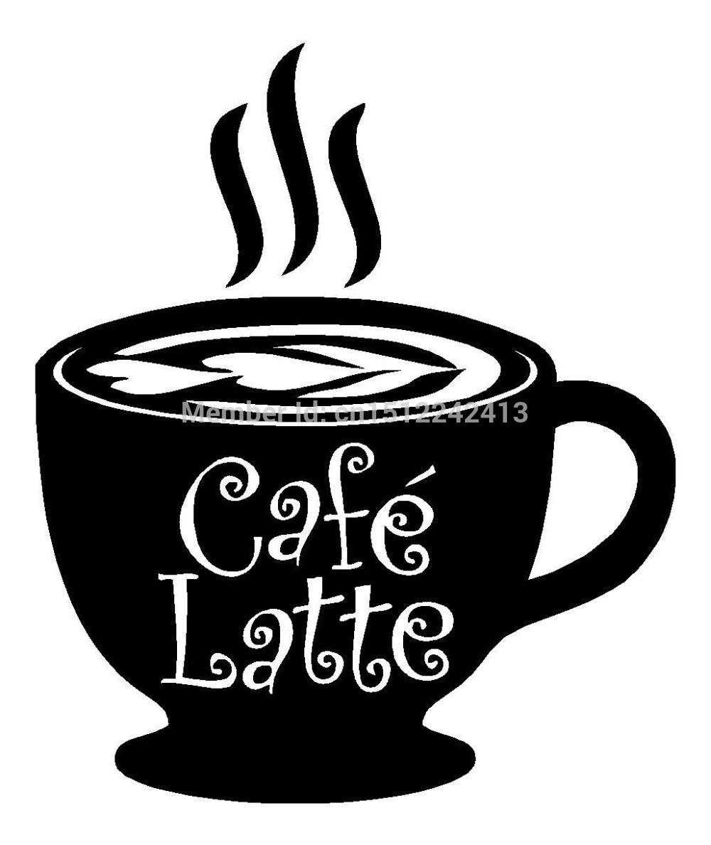 Latte Drawing