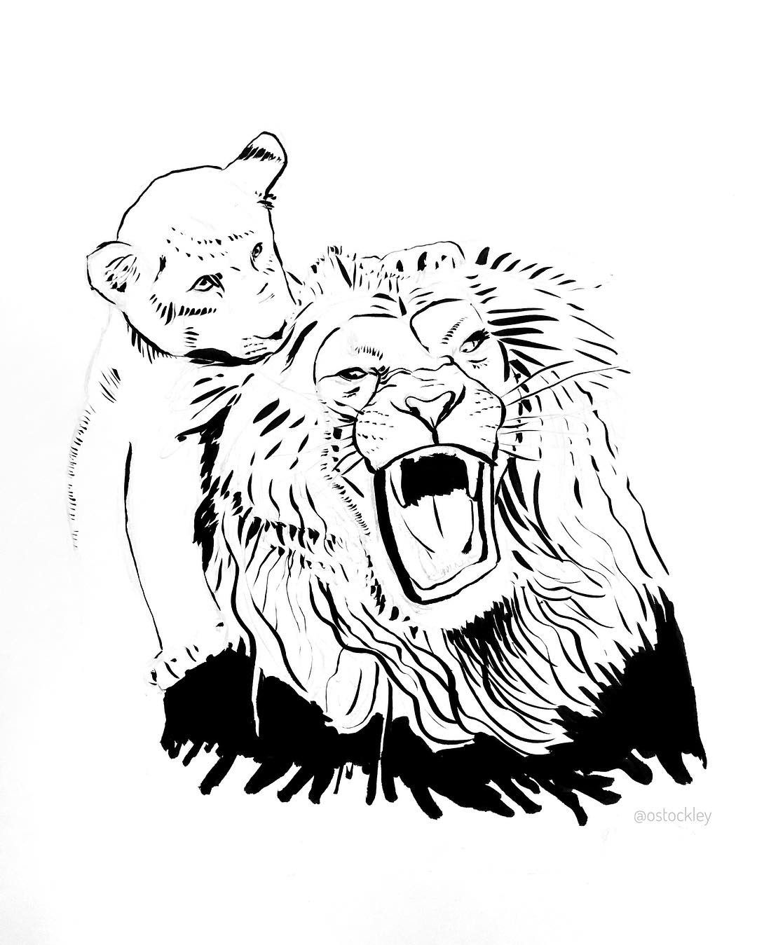 Ever Wonder Why There Are So Many Different Brushes Here39s A How To Wire 1080x1349 The Brush Pen Layer For These Lions Now I Can Attack