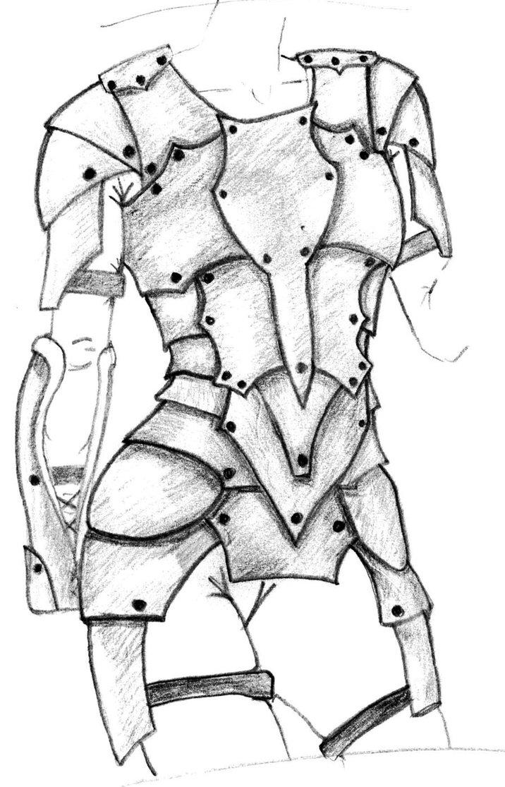 716x1115 Studded Leather Armor