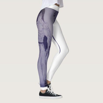 422x422 Drawing Leggings