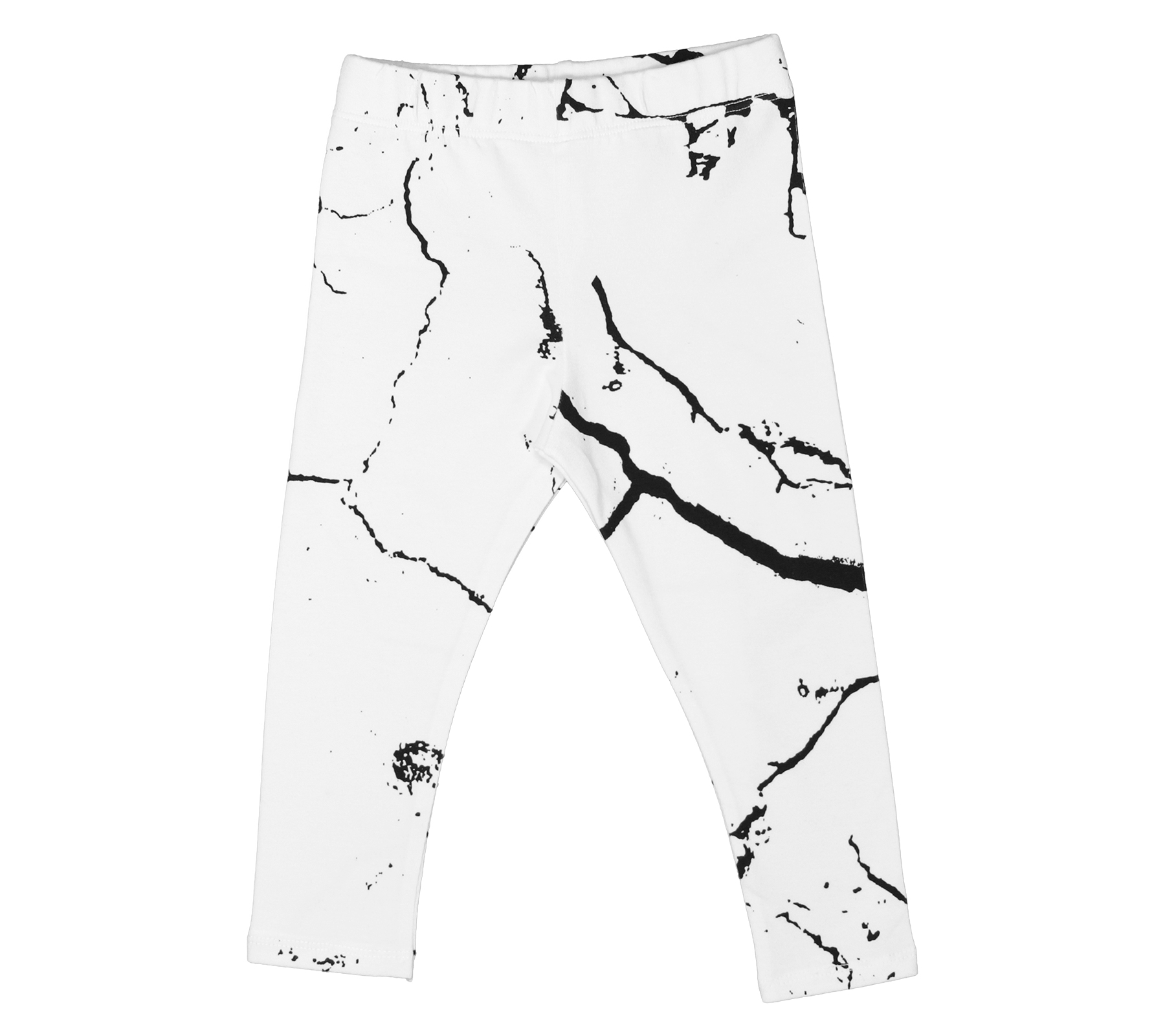 1800x1600 Cracks Leggings White Gelbabi