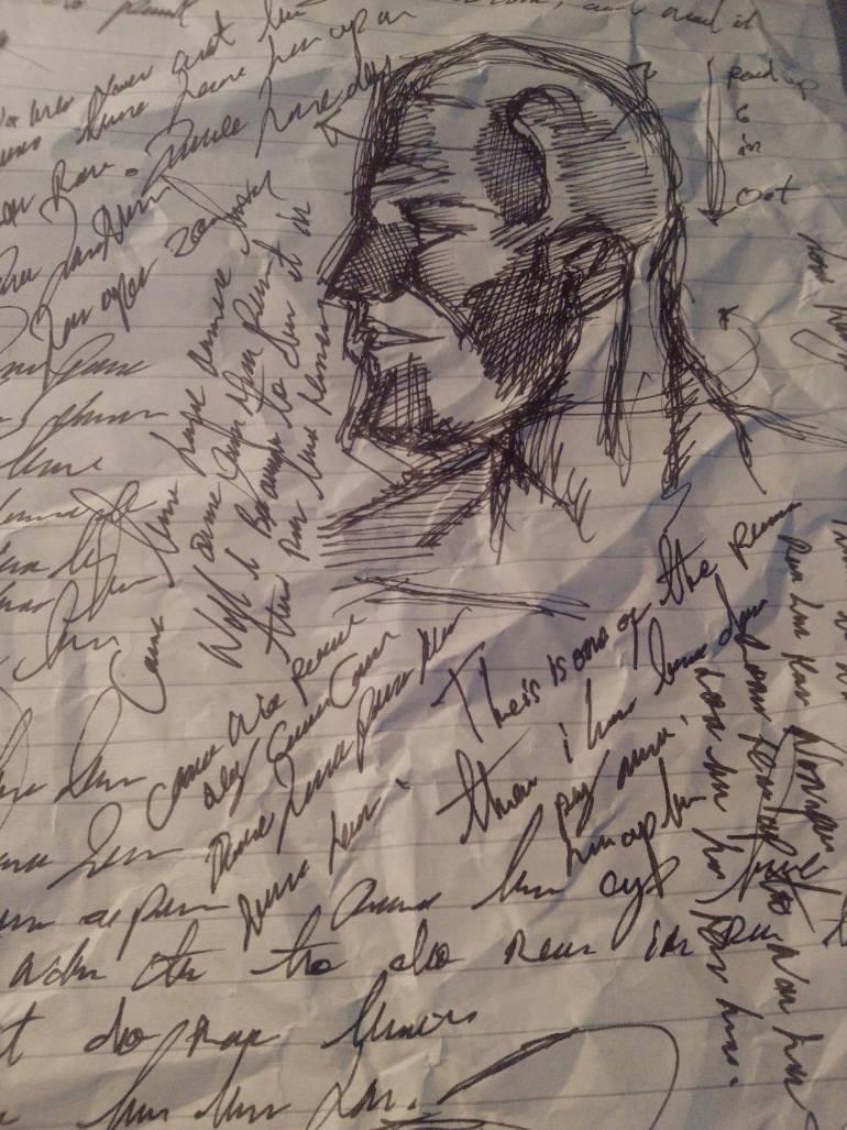 770x1027 Saatchi Art Lentil Drawing By Duane Emmanuel