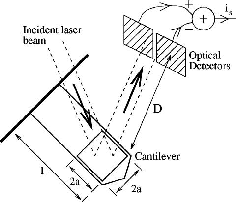 480x411 Optical Lever Detection Method. Download Scientific Diagram