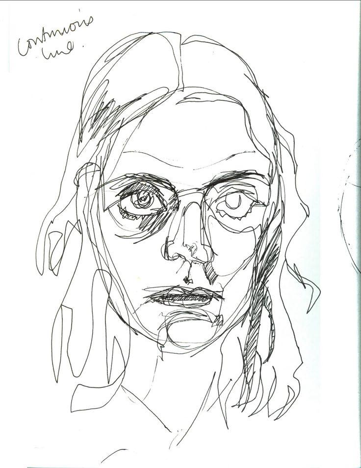 Lie Drawing