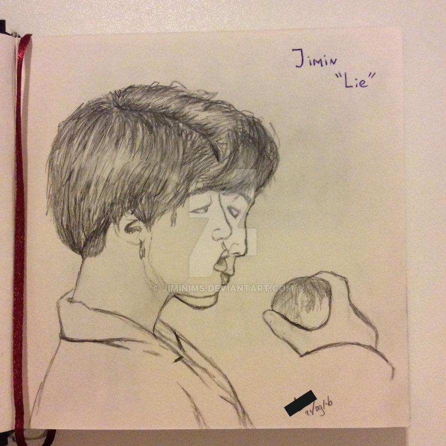 894x894 Jimin Lie By Jiminims