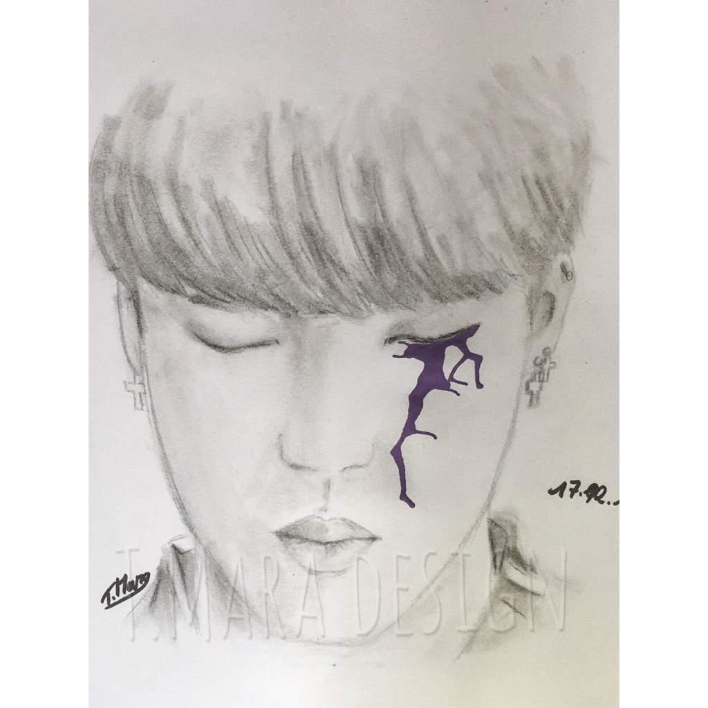 1024x1024 Jimin Lie Drawing Art Amino