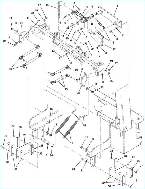 Genie Lift Schematics