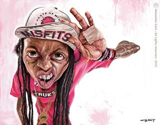 320x250 25 Best Lil Wayne Images On Lil Wayne, Caricatures