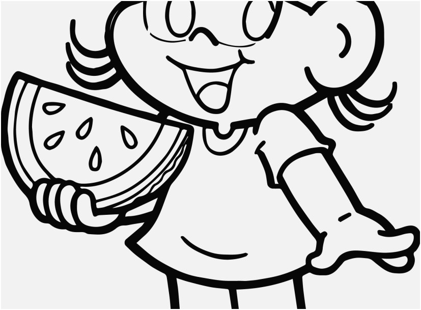 827x609 Coloring Page Watermelon Image Best Watermelon Coloring Pages Leri