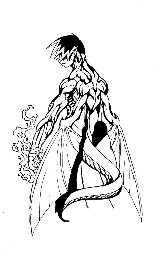 Long Drawing