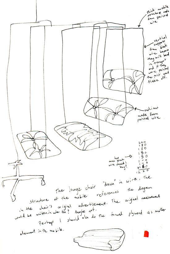 Lounge Drawing