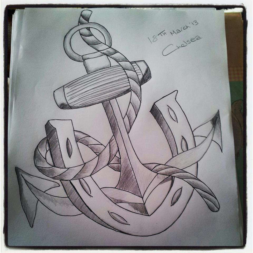 960x960 Lucky Anchor