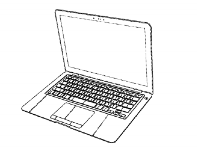 Mac Computer Drawing
