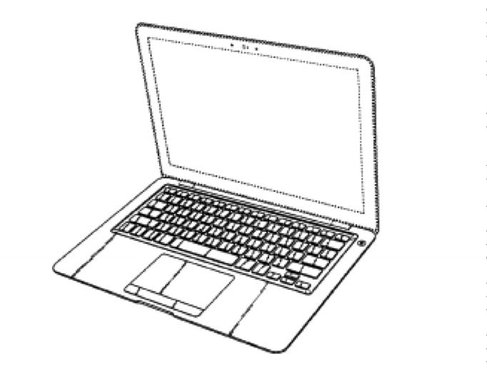 Mac Computer Drawing