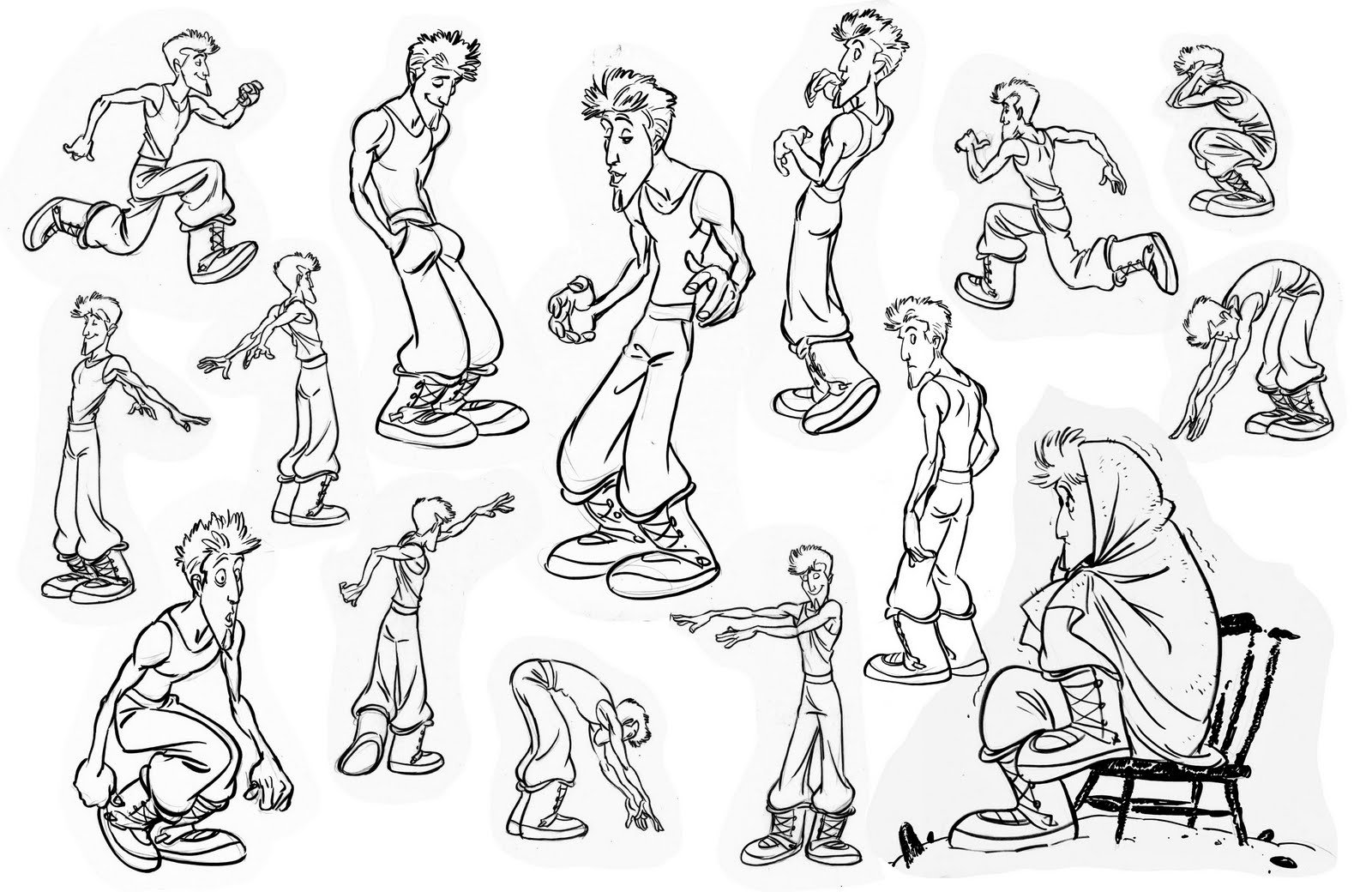 the best free male drawing images download from 50 free drawings of