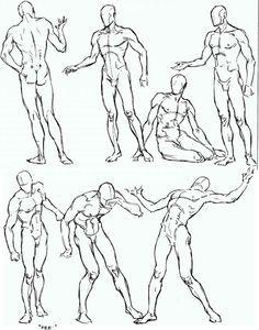 236x300 Anime Figure Drawing