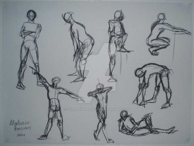 800x604 Life Drawing