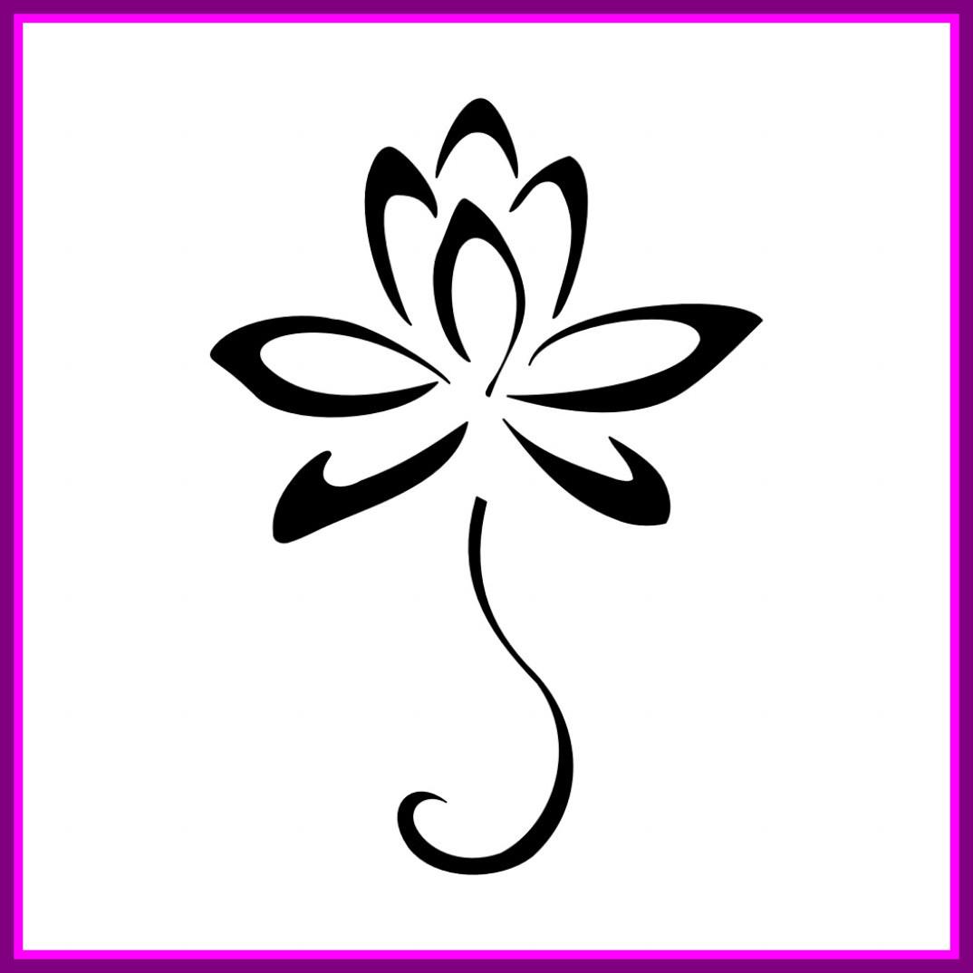 Mandala Lotus Flower Drawing At Getdrawings Free For Personal