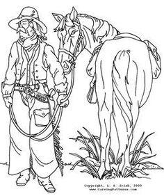 236x282 Western Ranch Mantel Pattern Package