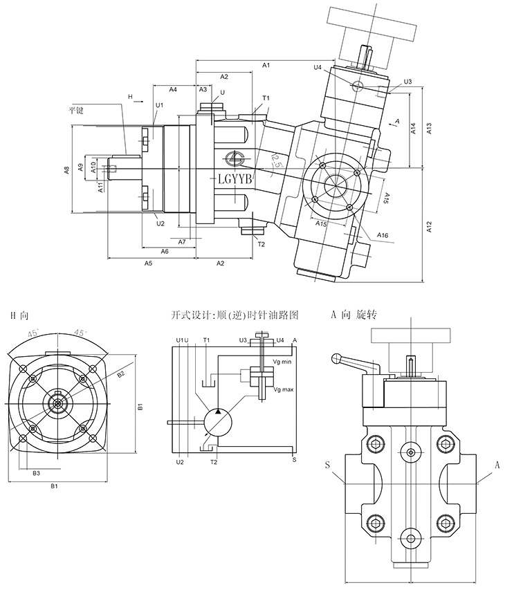 The Best Free Hydraulic Drawing Images Download From 50 Free