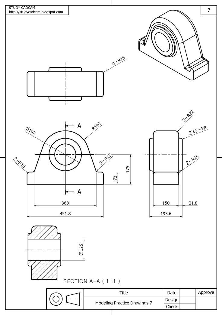 736x1041 Best 295 Mechanical Drawings Blueprints Cad Drawings Ideas