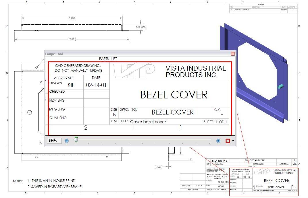 1072x690 How To Read A Manufacturing Drawing Vista Industrial Products, Inc.