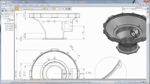 512x288 Image Result For Manufacturing Engineer Technical Drawing